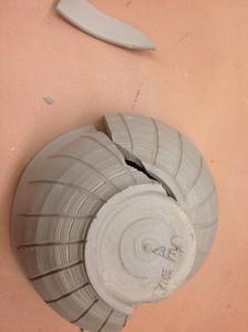 My Cracked and Broken Earthenware