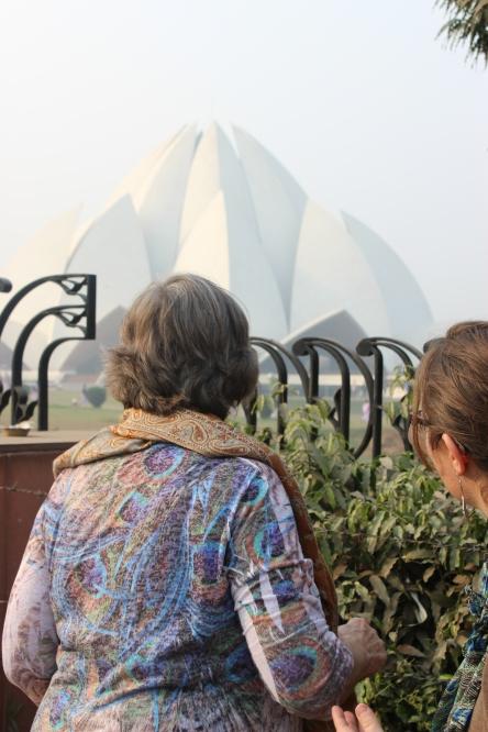 Bahá'í lotus temple